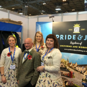 Bursting with pride at the EuroBus Expo