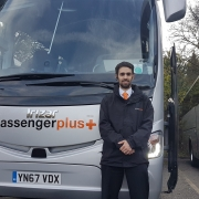 Passenger Plus puts Pride & Joy into driver uniforms
